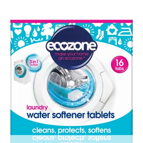Tablete anticalcar 3 in 1, pt masina de spalat rufe, Ecozone 16buc [0]