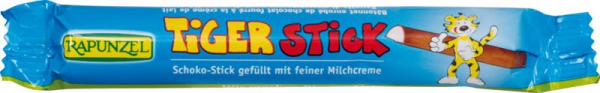 Tiger Stick - Baton cu lapte integral  22 g 0