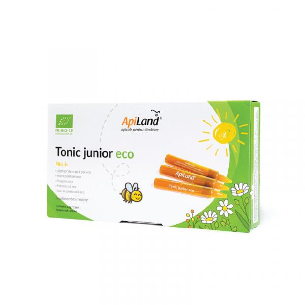 TONIC JUNIOR ECO- 10ML X 10 FIOLE 0