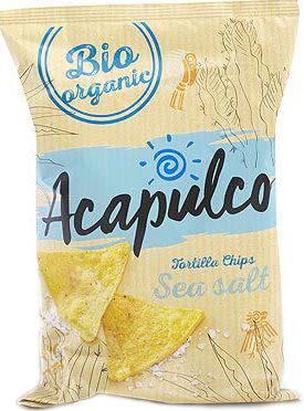 Tortilla chips natur 125 g [0]