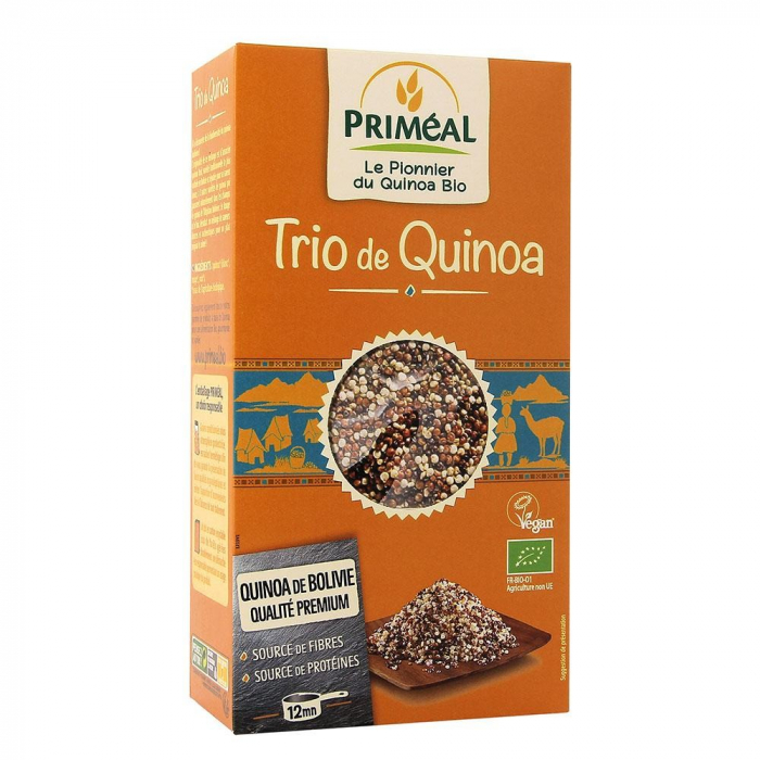 Trio de quinoa 500g [0]