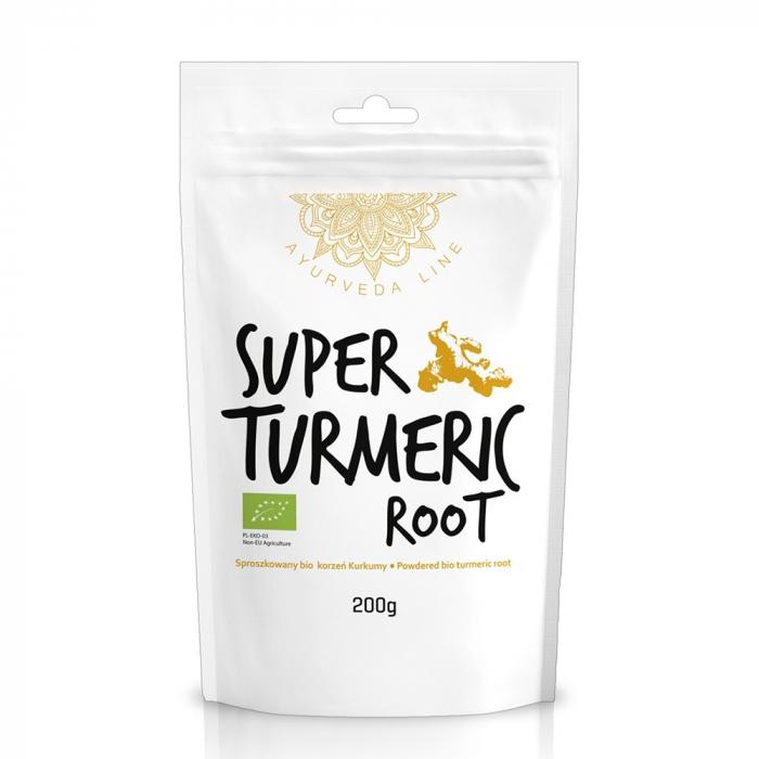 Turmeric - pulbere bio 200g [0]