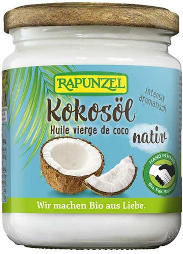 Ulei de cocos virgin  200 g 0