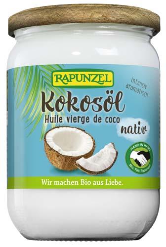 Ulei de cocos virgin  400 g 0