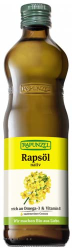 Ulei de rapita virgin  500 ml 0
