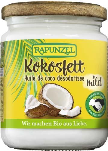 Unsoare de cocos bio 200g 0