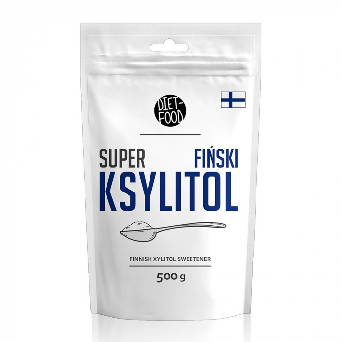 Xilitol Finlanda - indulcitor natural 500g [0]