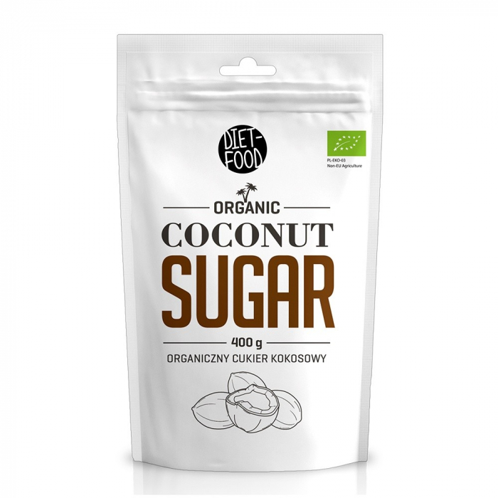 Zahar din cocos bio 400g [0]