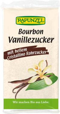 Zahar vanilie Bourbon alb  32 g 0