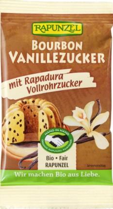 Zahar vanilie Bourbon integral 8g 0