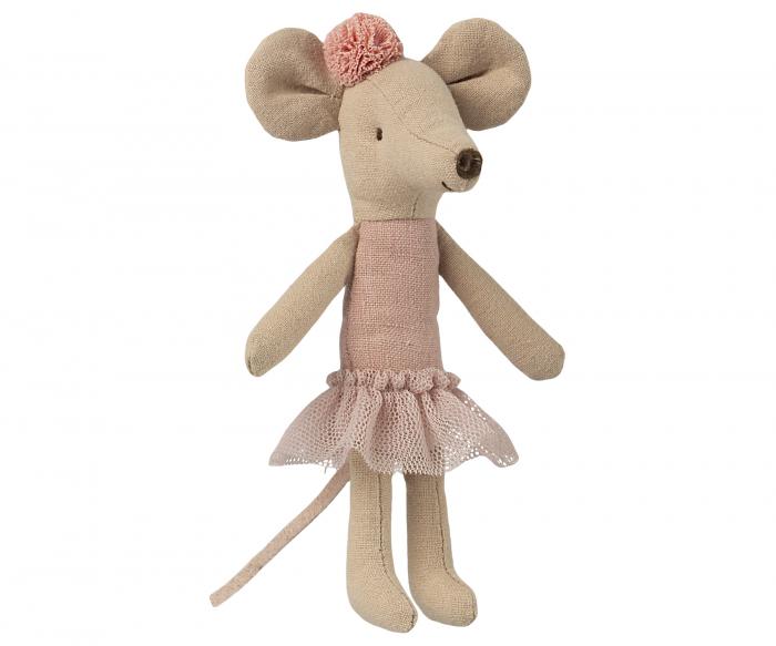 Ballerina mouse, big sister [0]