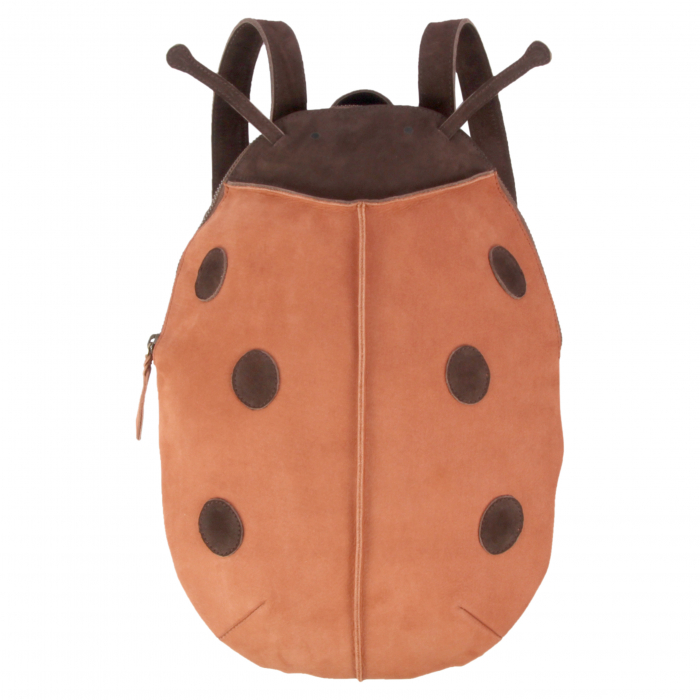 Benjie Schoolbag Lady bird 0