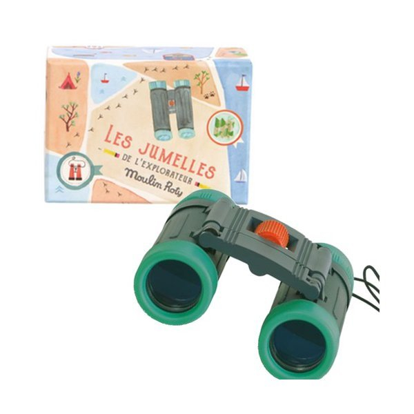 Binoculars Le jardin du moulin 0