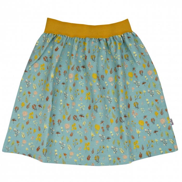 Bony skirt/ Romance flowers [0]