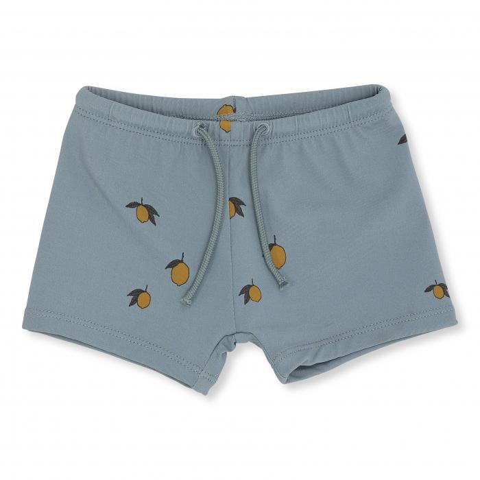 Boy Swimpants jade/lemon 0