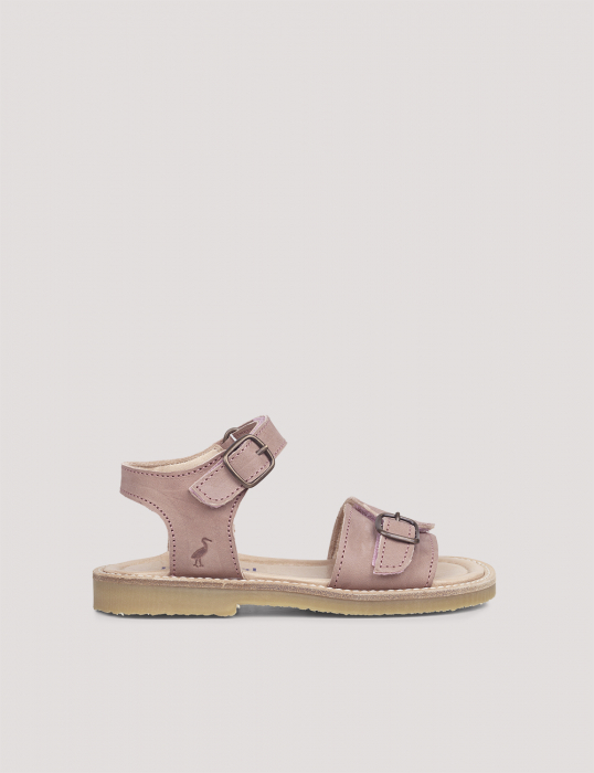 Buckle sandal Old rose 2