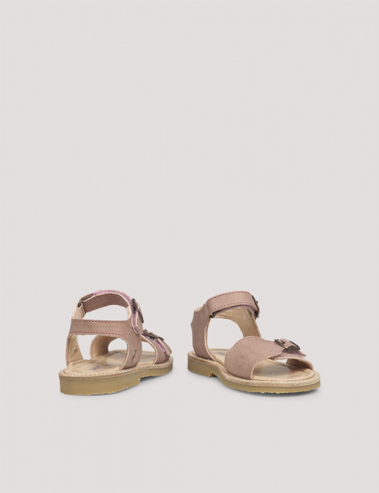 Buckle sandal Old rose 1