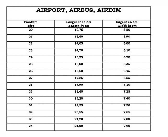 Cizme Airport Lichen/Blanc 20 [1]