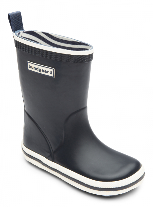 Classic Rubber Boot Navy 1
