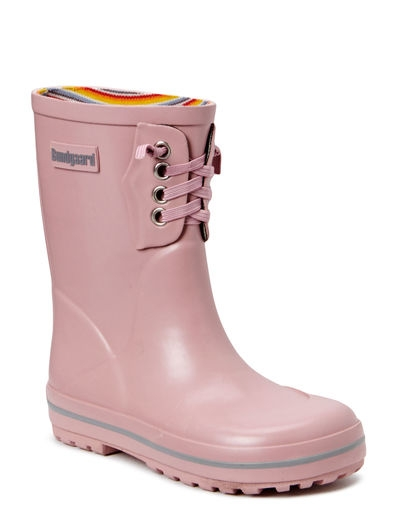Classic Rubber Boots Old Rose 1