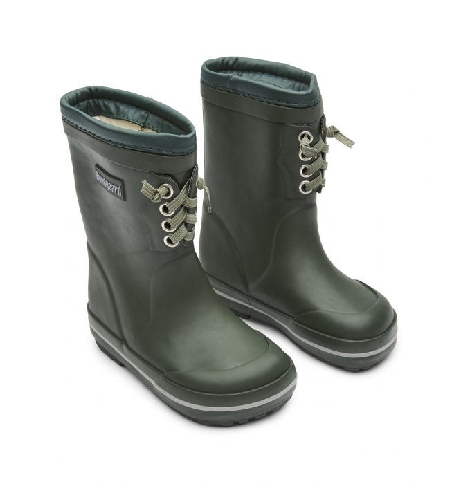 Classic Rubber Boots Warm Army 1