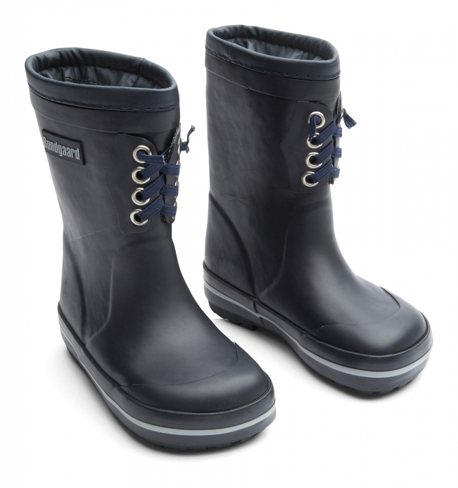 Classic Rubber Boots Warm Navy 0