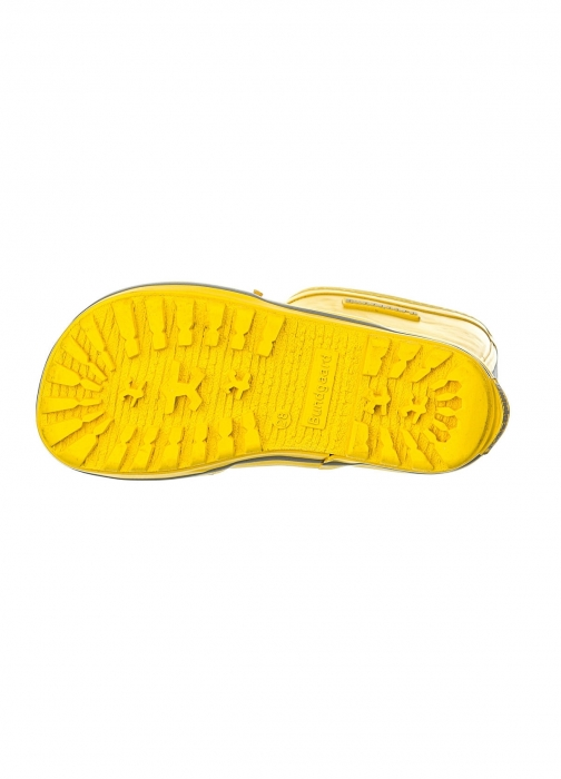Classic Rubber Boots Warm Yellow 4