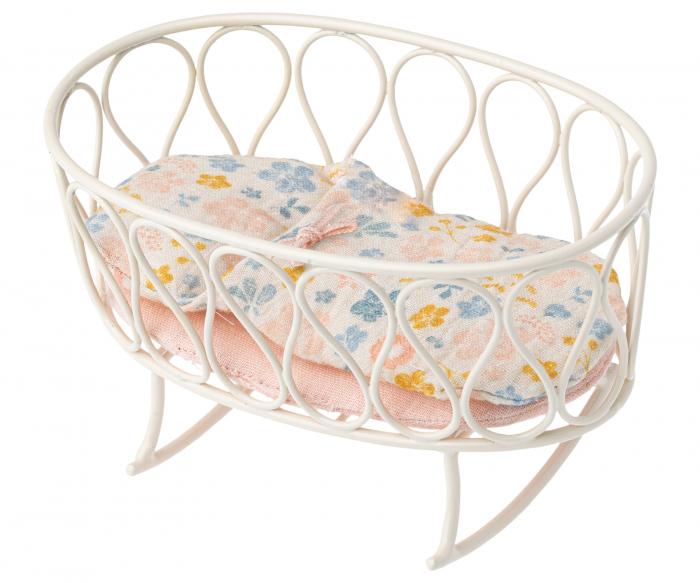Cradle w sleeping bag Micro - off-white 0