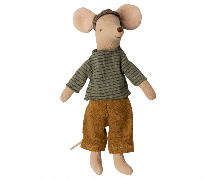 Dad mouse 0