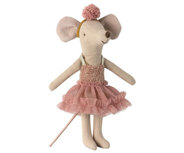 Dance mouse, Big sister-Mira Belle 0
