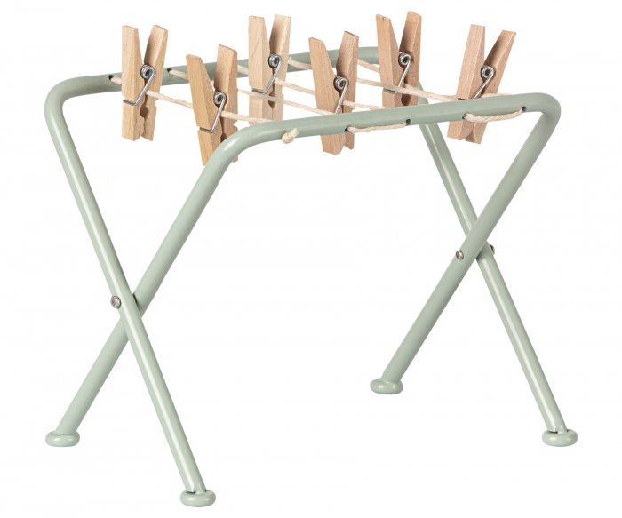 Drying rack w pegs [0]