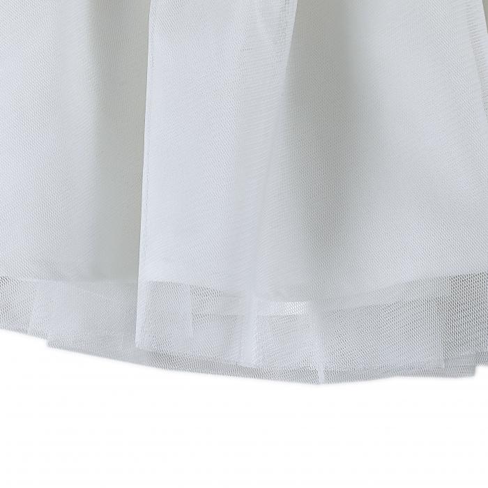 Fieke Dress Swan White 5