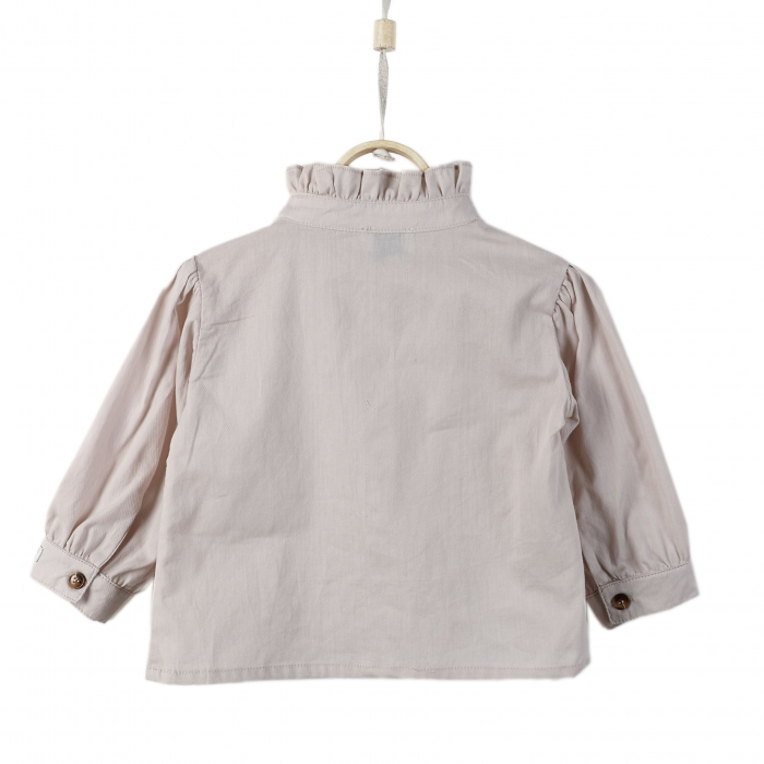 Fini Blouse Pink Crystal 1