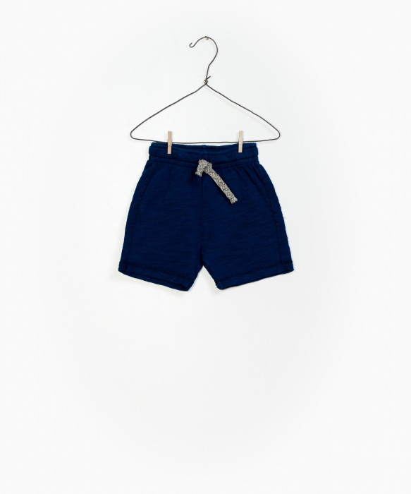 Flame jersey shorts 100% Organic Cotton 0