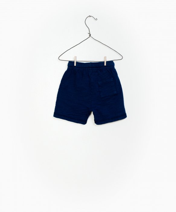 Flame jersey shorts 100% Organic Cotton 1