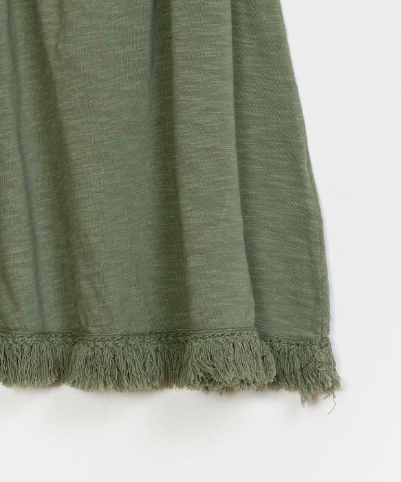 Flame Jersey Skirt 100%Organic Cotton [2]