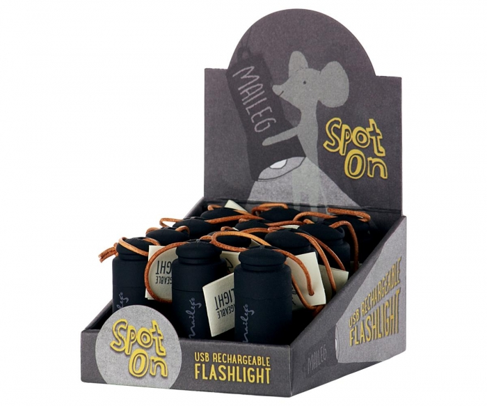 Flashlight black 1