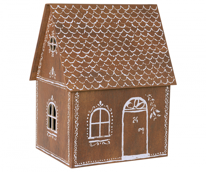 Gingerbread house 0