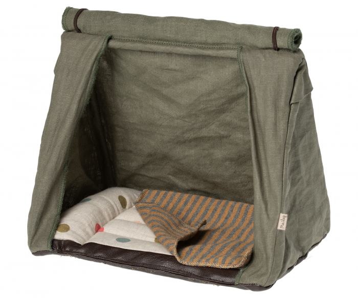Happy camper tent (for mouse) 0