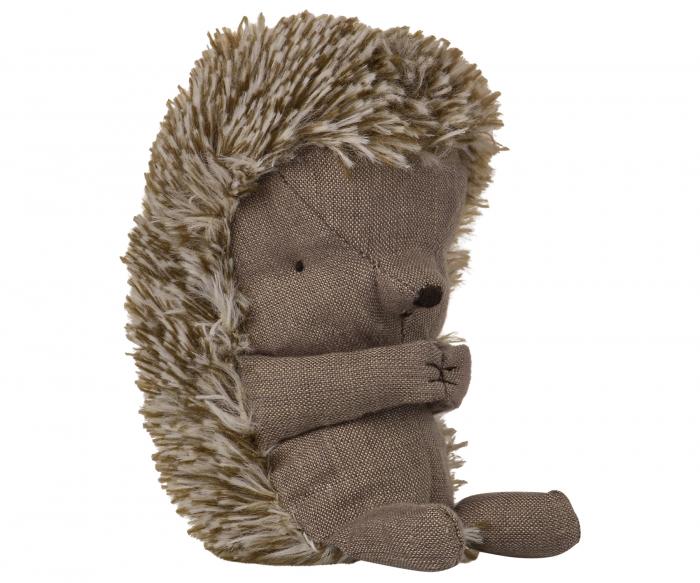 Hedgehog in leaf 1