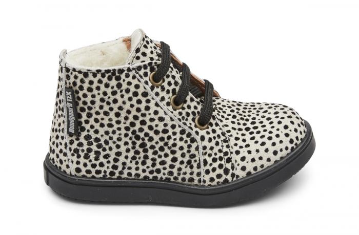Isac Lace Tex Cheetah Black Spot [1]