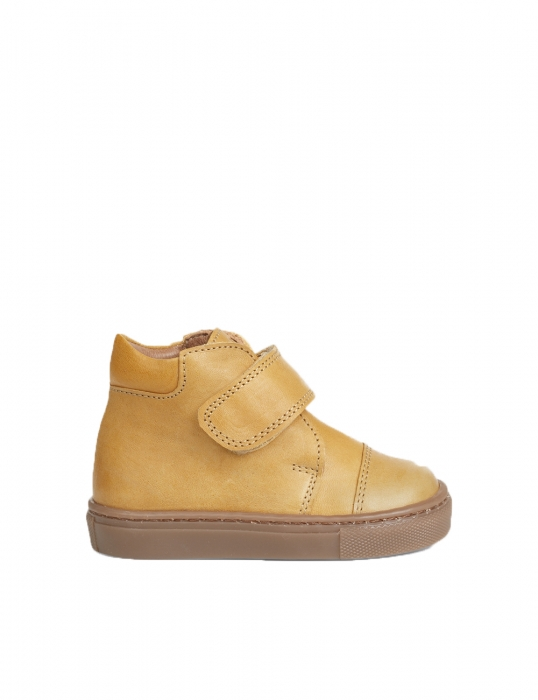 Kicks velcro Mustard [0]
