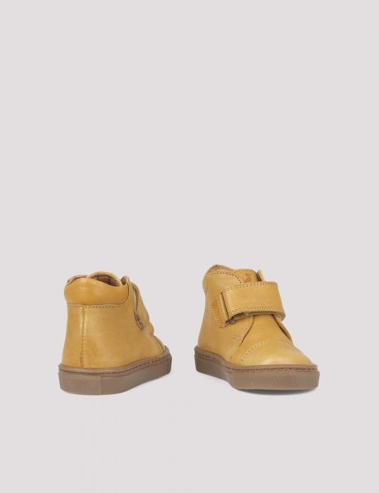 Kicks velcro Mustard [2]