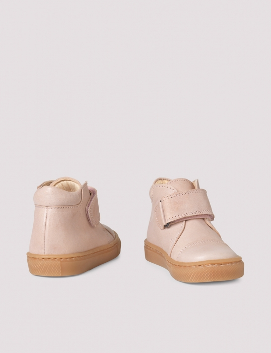 Kicks velcro Soft pink 1