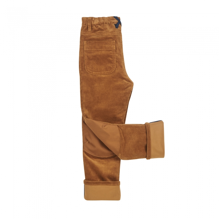 Kuusi functional pants cinnamon 1