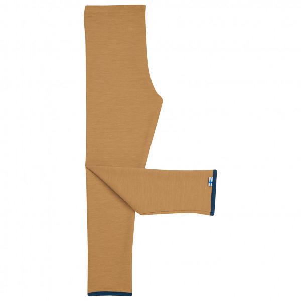 Leikki wool leggings cinnamon/navy [1]