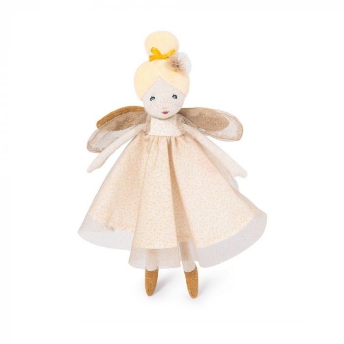 Little golden fairy doll [0]