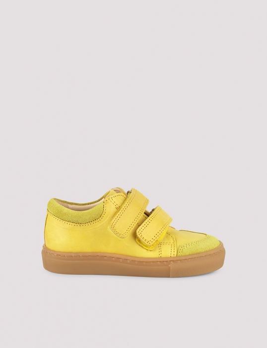 Low sneaker limone 1