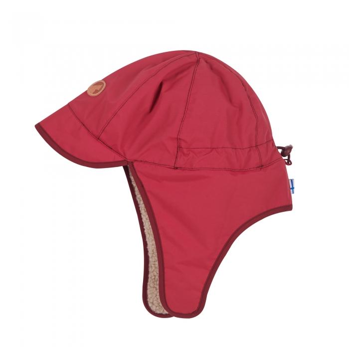 Lumi Winter Hat persian red 0