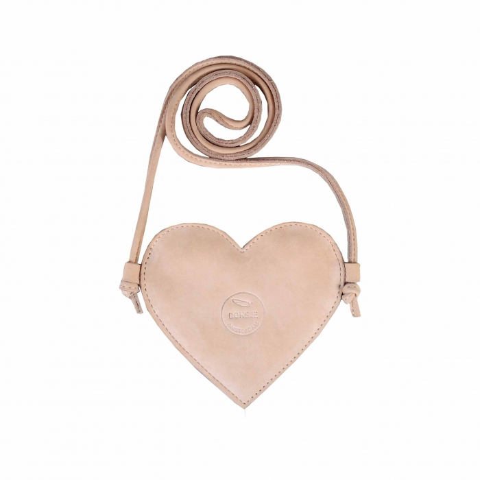 Milo Purse Heart Powder Nubuc 0